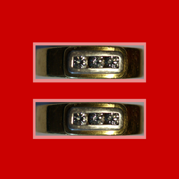 HRC Red Logo With Wedding Bands